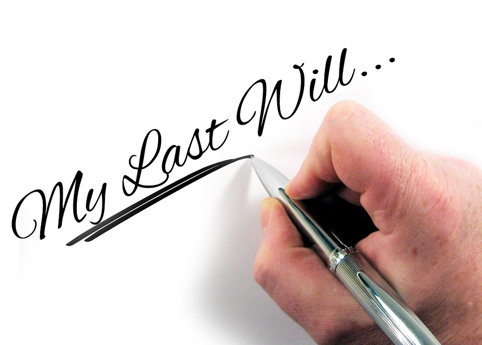 A Contentious Issue: What happens when you're left out of a will?