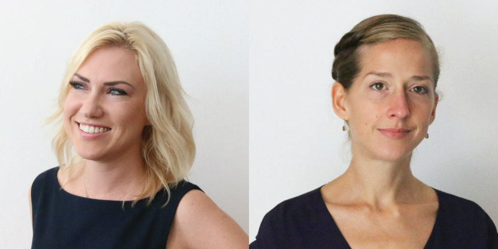 Moving On Up: Rachael Haine and Pippa Bavington promoted to Associate Solicitors