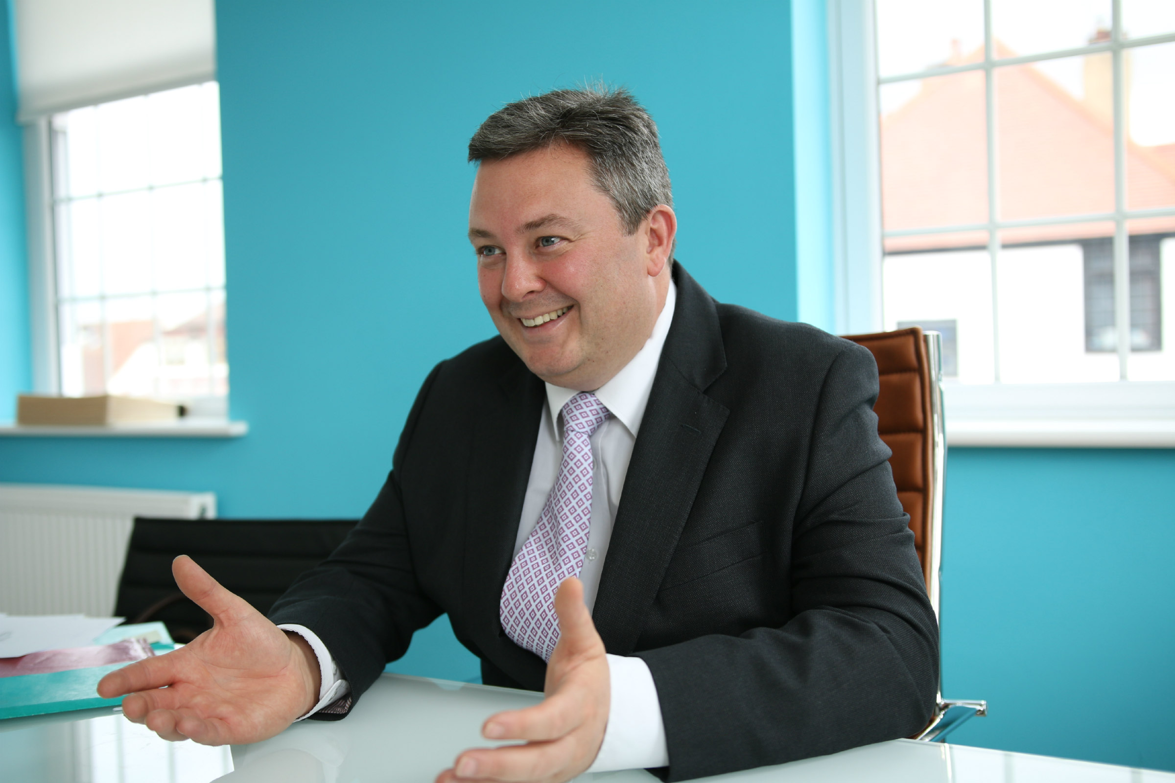 Family Law Solicitor Richard Busby joins Giles Wilson