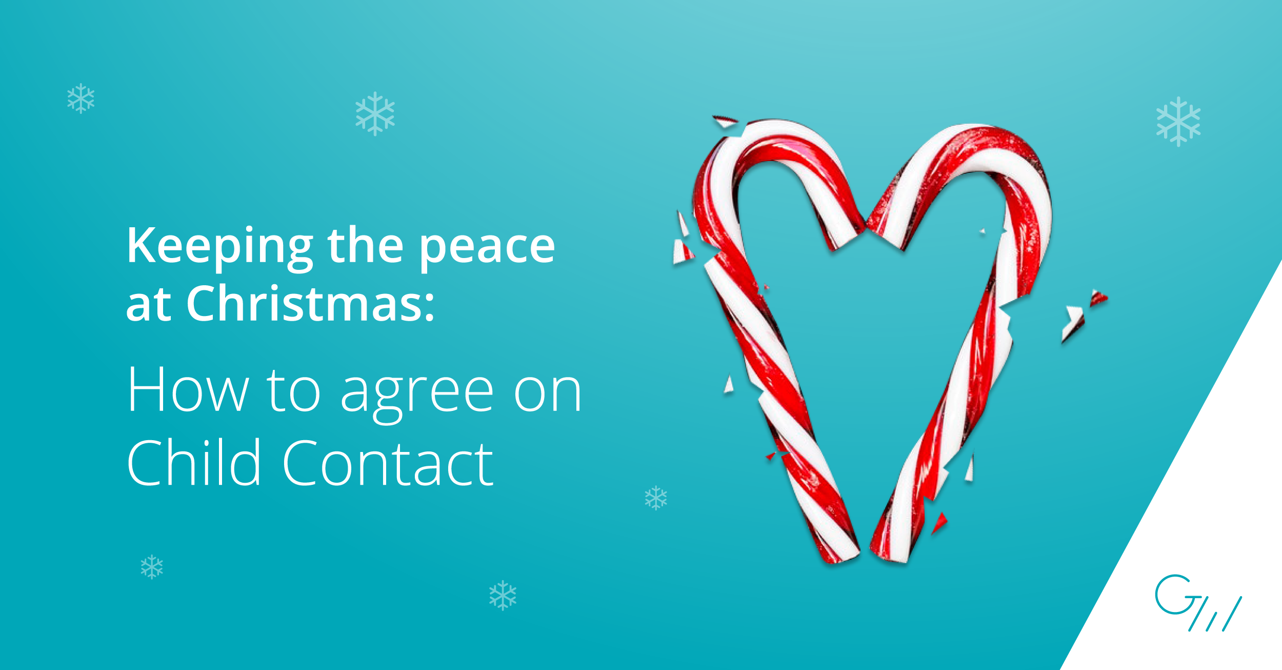 Keeping the Peace at Christmas: How to agree on Child Contact