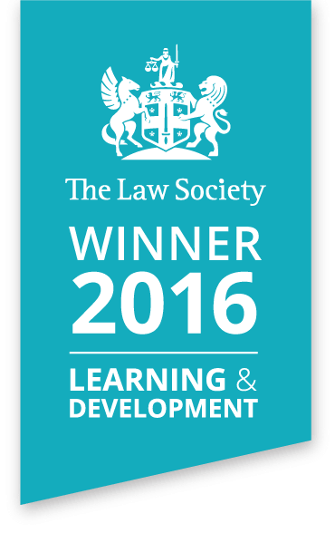 Giles Wilson - Law Society 2016 Winners