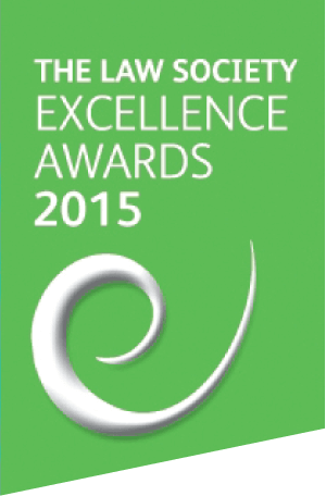 Law Society Excellence Awards 2015